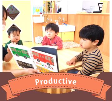 Producutive